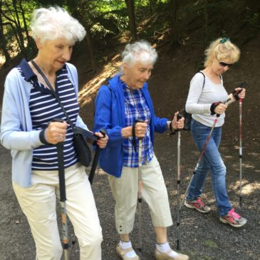 Nordic Walking as the way towards better physical and mental health